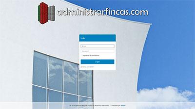 Aplicación web administración fincas