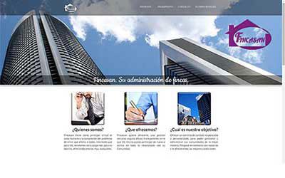 Web gestión fincas